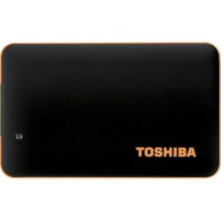 Toshiba X10 120 GB External Solid State Drive - Portable