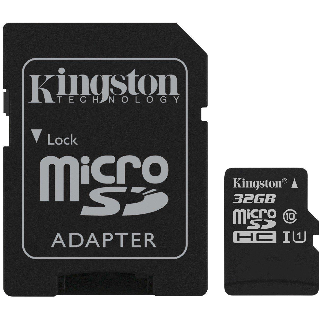 Kingston Canvas Select 32 GB microSDHC