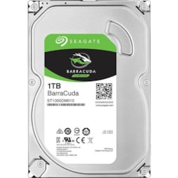 "Seagate Barracuda ST1000DM010 1 TB 3.5"" Internal Hard Drive - SATA"