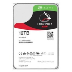 "Seagate IronWolf ST12000VN0007 12 TB 3.5"" Internal Hard Drive - SATA"