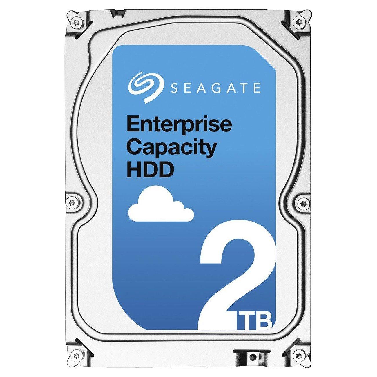 "Seagate ST2000NM0008 2 TB 3.5"" Internal Hard Drive - SATA"