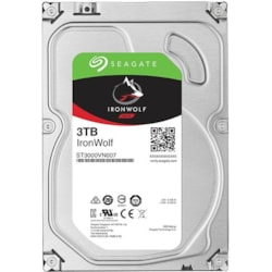 "Seagate IronWolf ST3000VN007 3 TB 3.5"" Internal Hard Drive - SATA"