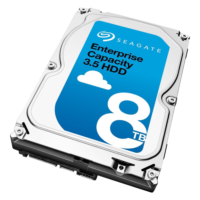 "Seagate ST8000NM0075 8 TB 3.5"" Internal Hard Drive - SAS"