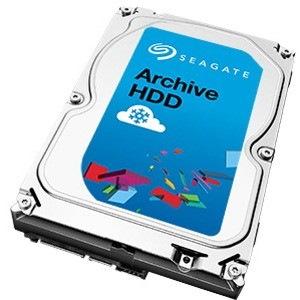 """Seagate ST8000VN0002 8 TB 3.5"""" Internal Hard Drive - SATA"""