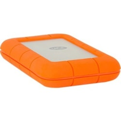 "LaCie RUGGED Thunderbolt STEV1000400 1 TB 2.5"" External Hard Drive - Portable"