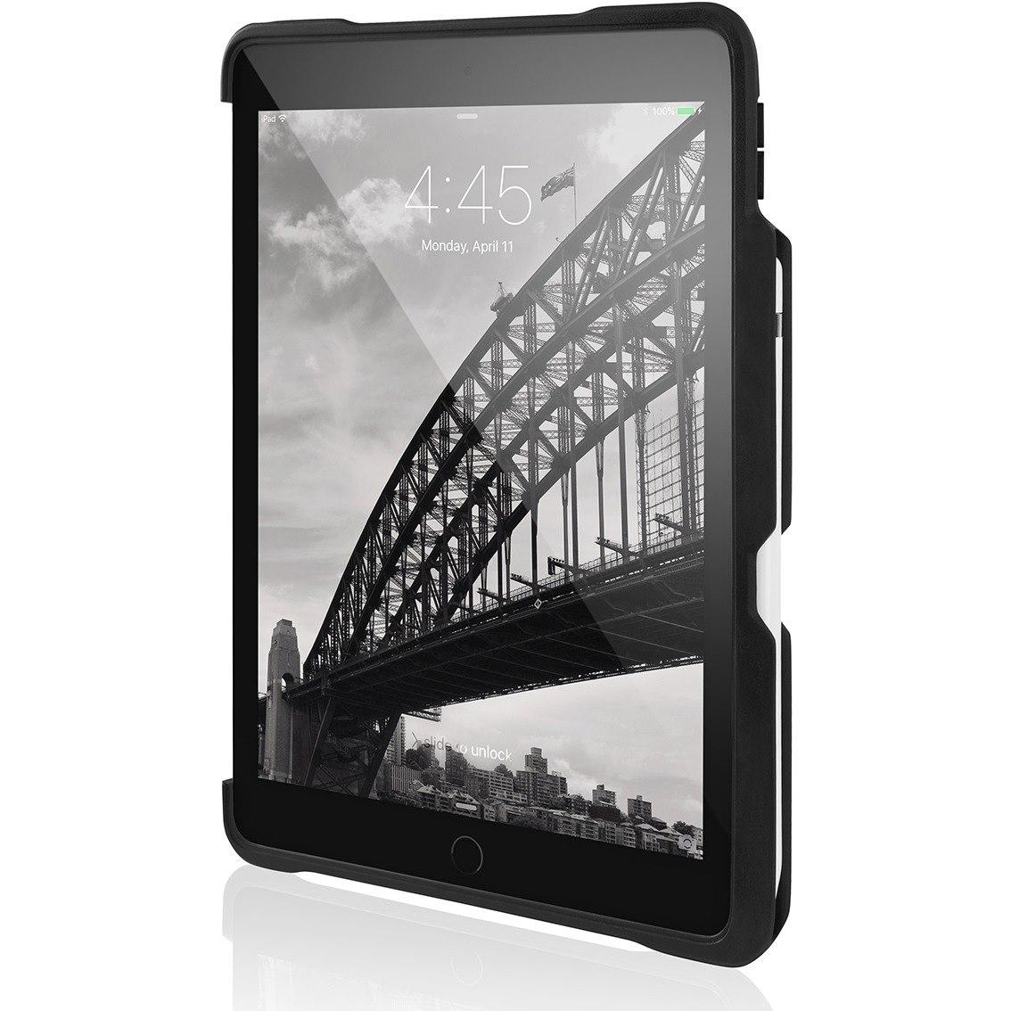 STM Goods dux Case for iPad Pro - Transparent, Black