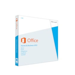 Microsoft Office Home & Business 2013 (Box Edition)
