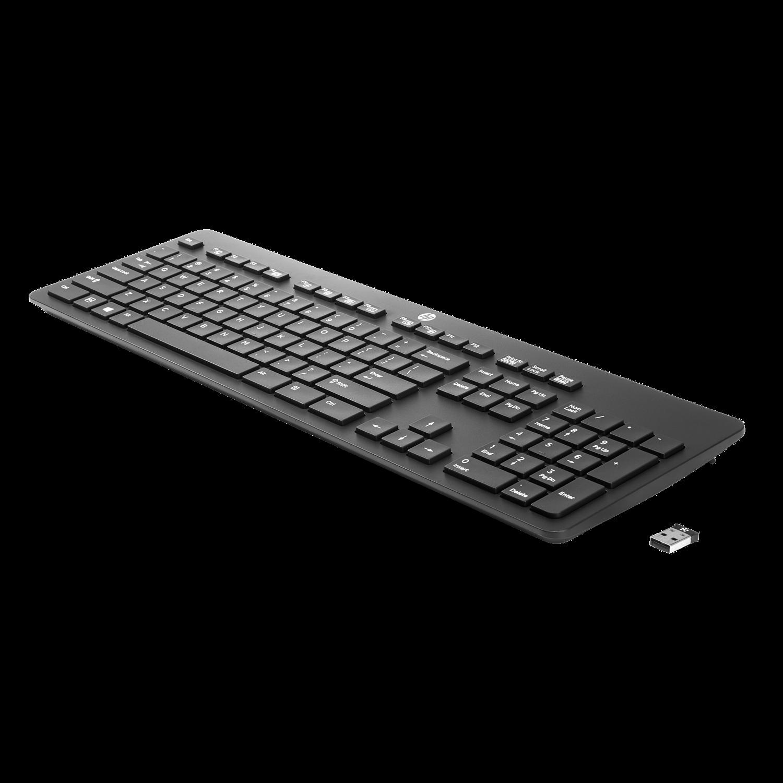 HP Keyboard - Wireless Connectivity - RF