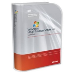 Microsoft Windows Small Business Server 2008 Standard Edition - Complete Product - 1 Server, 5 CAL - Standard