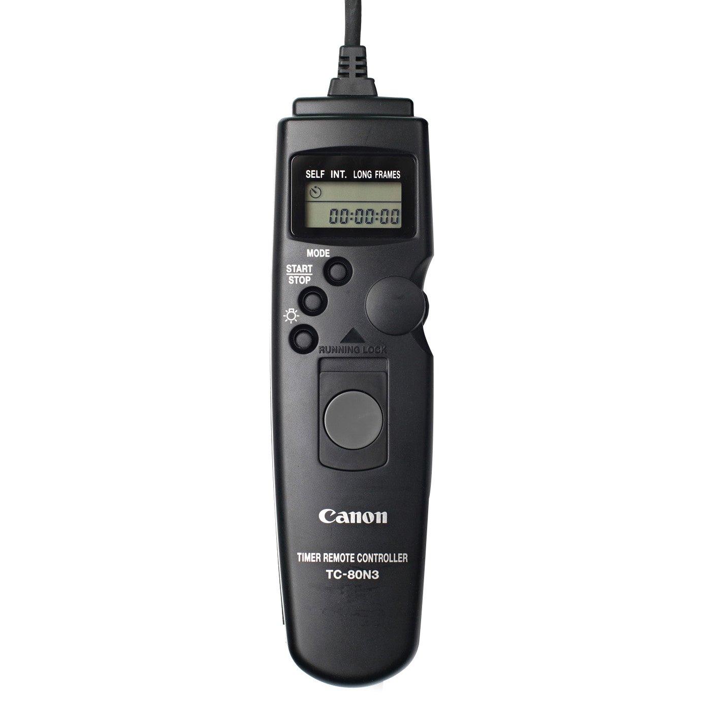 Canon TC-80N3 Cable Device Remote Control