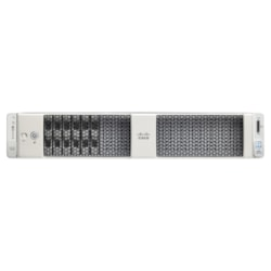 Cisco C240 M5 2U Rack-mountable Server - 1 x Intel Xeon Bronze 3106 Octa-core (8 Core) 1.70 GHz - 16 GB Installed DDR4 SDRAM - 12Gb/s SAS Controller