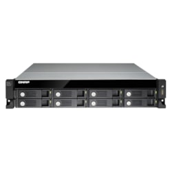 QNAP UX-800U-RP Drive Enclosure Rack-mountable