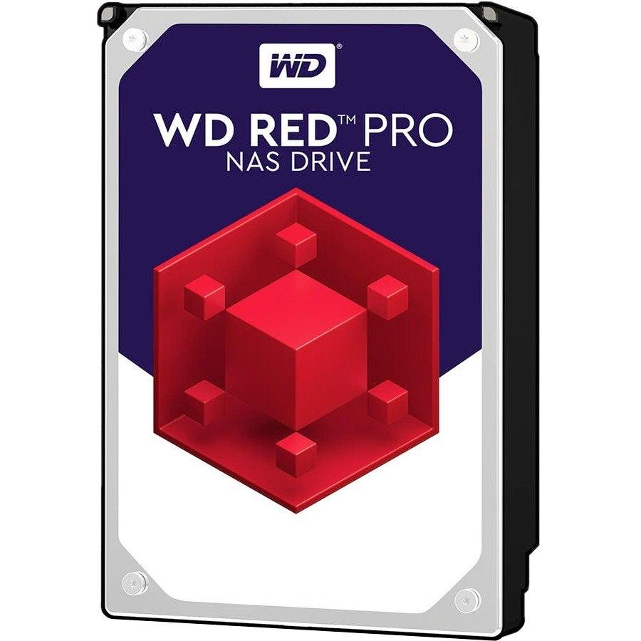"""WD Red Pro WD6003FFBX 6 TB 3.5"""" Internal Hard Drive - SATA"""