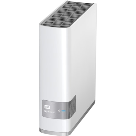 WD My Cloud WDBCTL0040HWT-AESN NAS Storage System - External