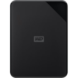 WD Elements SE WDBEPK0010BBK-WESN 1 TB External Hard Drive - Portable