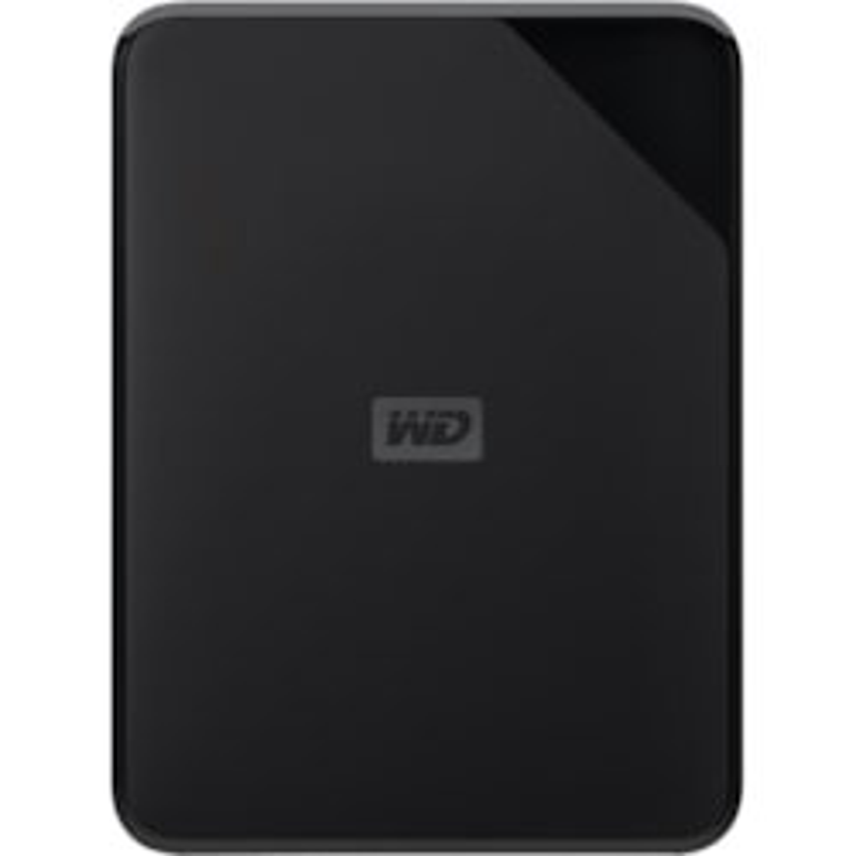 WD Elements SE WDBEPK0020BBK-WESN 2 TB External Hard Drive - Portable
