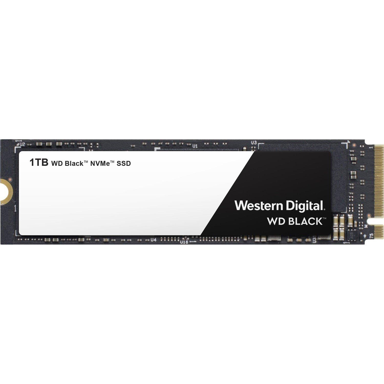 WD Black 1 TB Internal Solid State Drive - PCI Express - M.2 2280