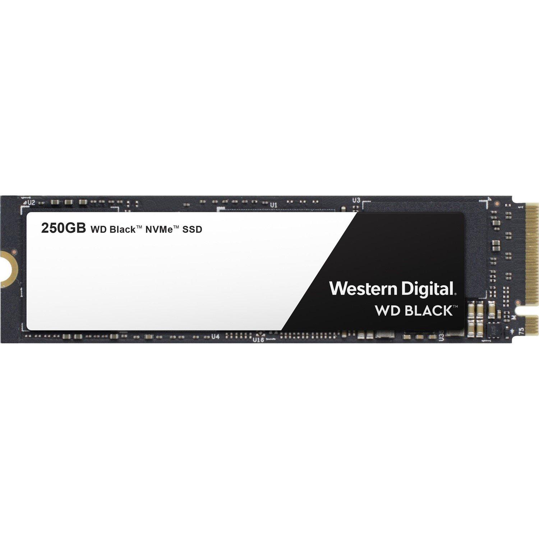 WD Black 250 GB Internal Solid State Drive - PCI Express - M.2 2280