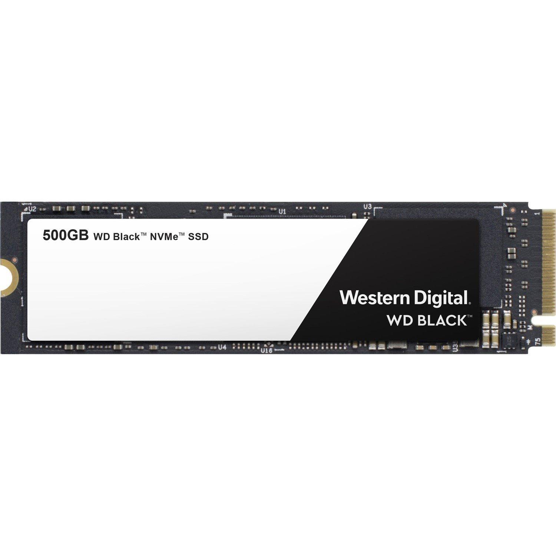 WD Black 500 GB Internal Solid State Drive - PCI Express - M.2 2280