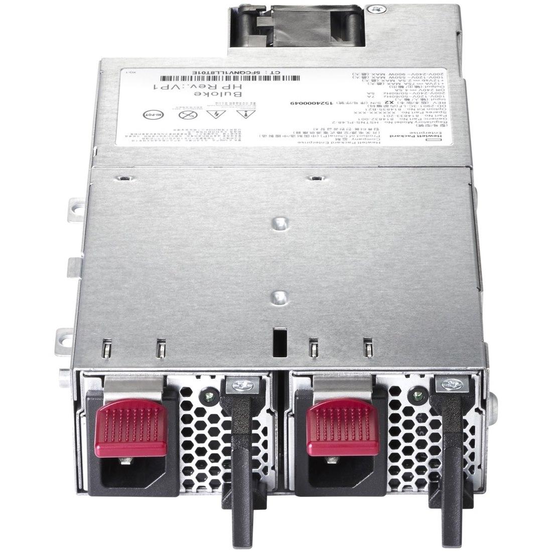 HP Redundant Power Supply - 92% Efficiency - 900 W