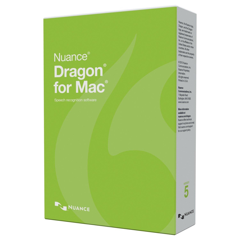 Nuance Dragon v.5.0 - Box Pack - 1 User