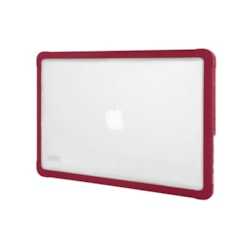 STM Goods dux Case for MacBook Pro (Retina Display) - Chili, Translucent