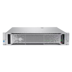 HP ProLiant DL380 G9 2U Rack Server - 1 x Intel Xeon E5-2630 v4 Deca-core (10 Core) 2.20 GHz - 8 GB Installed DDR4 SDRAM - 12Gb/s SAS Controller - 500 W