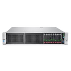 HP ProLiant DL380 G9 2U Rack Server - 2 x Intel Xeon E5-2660 v4 Tetradeca-core (14 Core) 2 GHz - 64 GB Installed DDR4 SDRAM - 12Gb/s SAS Controller - 2 x 800 W