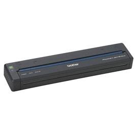 Brother 300 Dpi,Usb,Irda Thermal Printer-6Ppm Pocketjet Machines Bundle Package