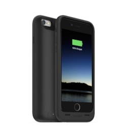 mophie juice pack air Case for iPhone 6, iPhone 6S - Black
