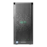 HP ProLiant ML150 G9 5U Tower Server - 1 x Intel Xeon E5-2603 v4 Hexa-core (6 Core) 1.70 GHz - 8 GB Installed DDR4 SDRAM - Serial ATA/600 Controller - 0, 1, 5, 10 RAID Levels - 1 x 550 W