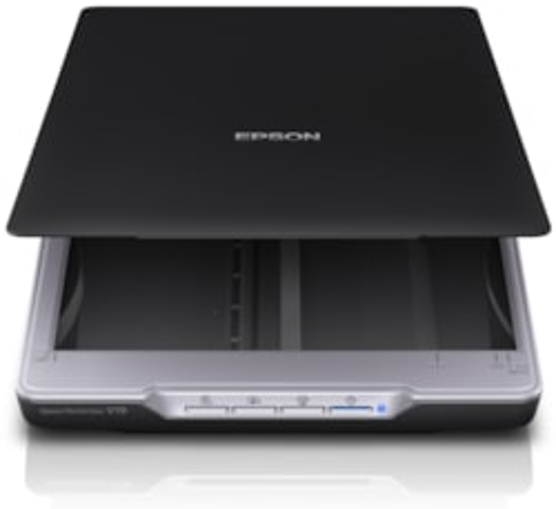 Epson Perfection V19 Flatbed Scanner - 4800 dpi Optical