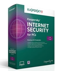 Kaspersky Int Security 3PC 1YR PC Esd Only