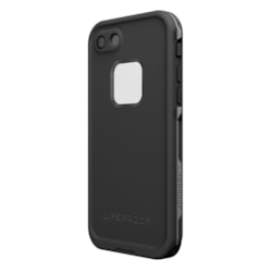 LifeProof FRÄ' Case for iPhone 7 - Black Asphalt