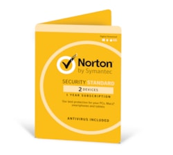 Norton Security Standard 1 User, 2 Device , 1 Year Oem