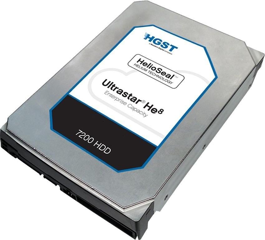 HGST He6 3.5In 25.4MM 6TB 128MB 7200RPM Sata Ultra 0F23269 (LS)