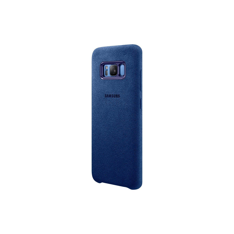 Samsung Dream Alcantara Cover-Blue