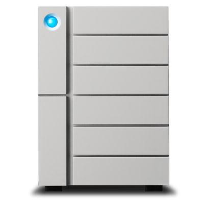 LaCie 6big STFK36000400 6 x Total Bays DAS Storage System - External