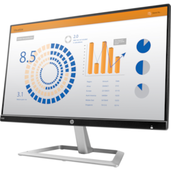 """HP Business N220 54.6 cm (21.5"""") WLED LCD Monitor - 16:9 - 5 ms"""