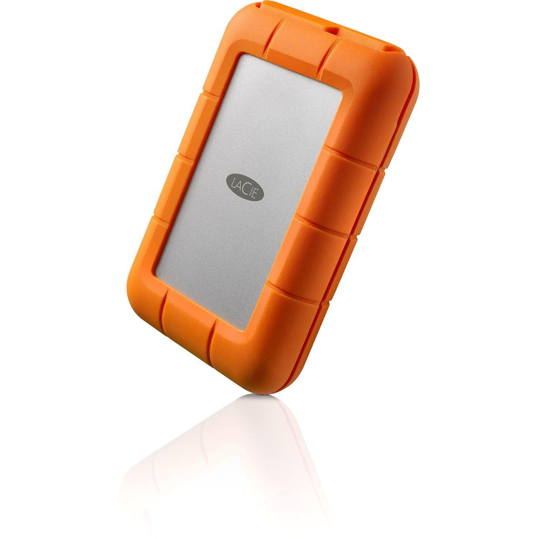 """LaCie STFR1000800 1 TB 2.5"""" External Hard Drive"""