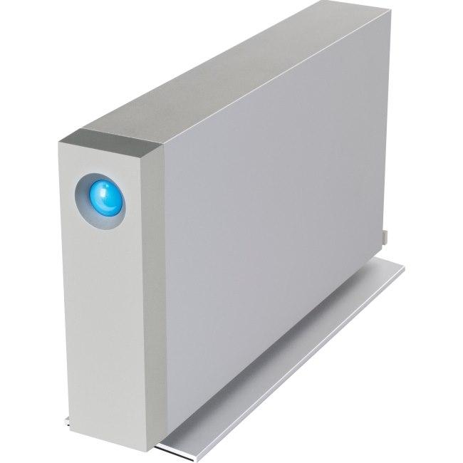 LaCie d2 STEX6000400 6 TB External Hard Drive - Desktop