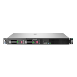 HP ProLiant DL20 G9 1U Rack Server - 1 x Intel Xeon E3-1220 v5 Quad-core (4 Core) 3 GHz - 8 GB Installed DDR4 SDRAM - Serial ATA/600 Controller - 0, 1, 5, 10 RAID Levels - 1 x 290 W