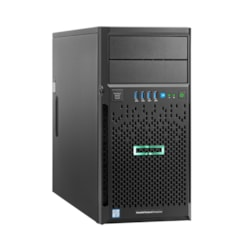 HP ProLiant ML30 G9 4U Micro Tower Server - 1 x Intel Xeon E3-1220 v5 Quad-core (4 Core) 3 GHz - 4 GB Installed DDR4 SDRAM - Serial ATA/600 Controller - 0, 1, 5, 10 RAID Levels - 1 x 350 W