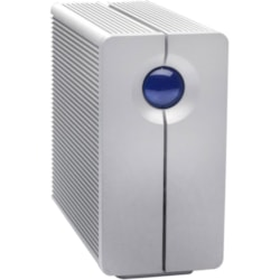 LaCie 2big Quadra 2 x Total Bays DAS Storage System