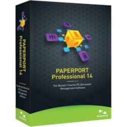 Nuance PaperPort v.14.0 Professional - Complete Product - 1 User - Academic