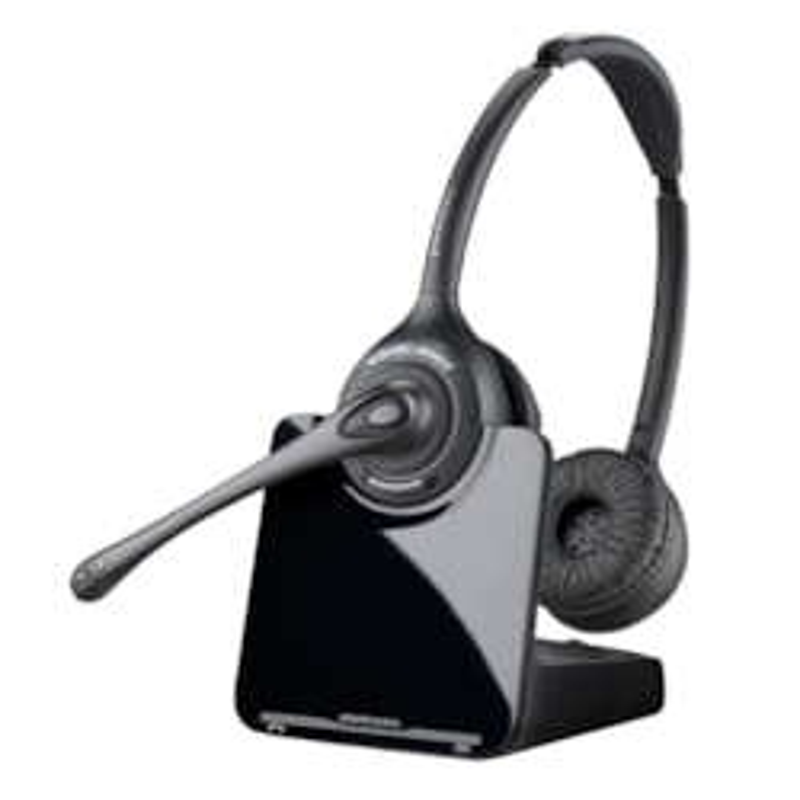 Plantronics CS520 Binaural DECT wireless headset
