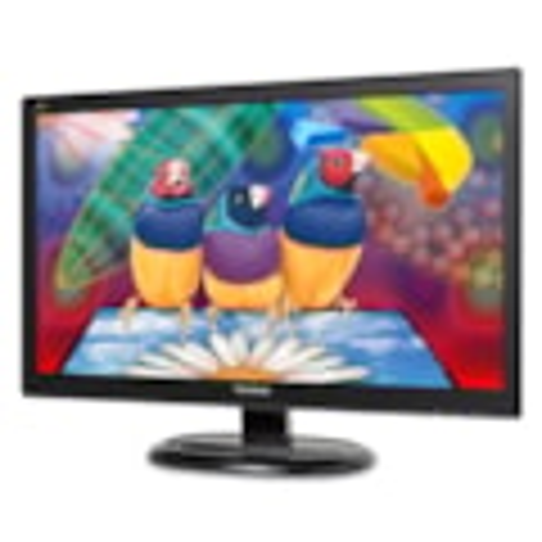 "Viewsonic Value VA2465Smh 61 cm (24"") LED LCD Monitor - 16:9 - 5.50 ms"