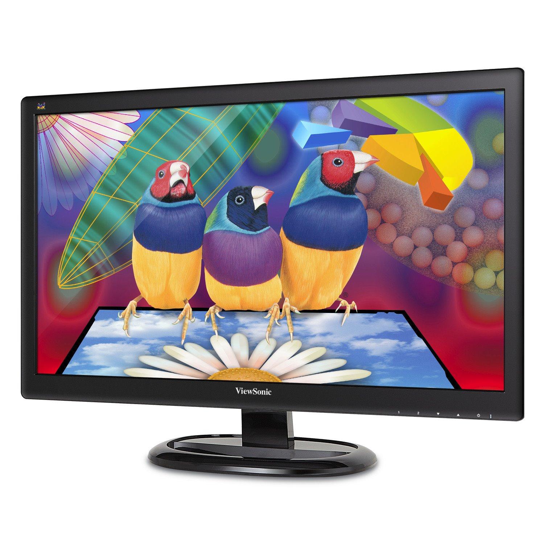 "Viewsonic VA2465Sh 61 cm (24"") LED LCD Monitor - 16:9 - 5.50 ms"