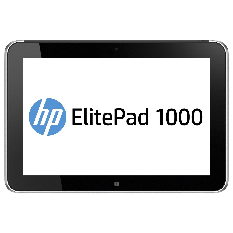 """HP ElitePad 1000 G2 Tablet - 25.7 cm (10.1"""") - 4 GB LPDDR3 - Intel Atom Z3795 Quad-core (4 Core) 1.59 GHz - 128 GB - Windows 8.1 Pro 64-bit - 1920 x 1200 - 4G"""