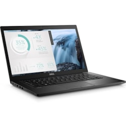 "Dell Latitude 7000 7480 35.6 cm (14"") LCD Notebook - Intel Core i5 (7th Gen) i5-7200U Dual-core (2 Core) 2.50 GHz - 8 GB DDR4 SDRAM - 256 GB SSD - Windows 10 Pro 64-bit (English) - 1920 x 1080"
